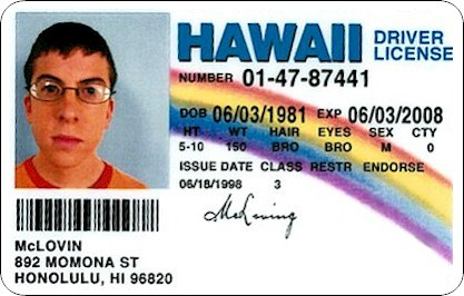 mclovin-license